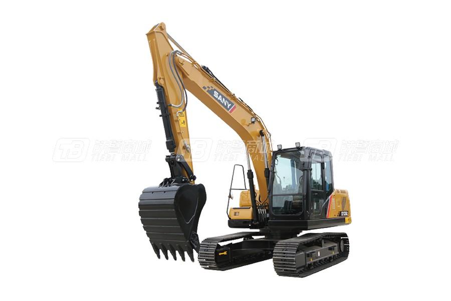 三一SY135C小型挖掘机