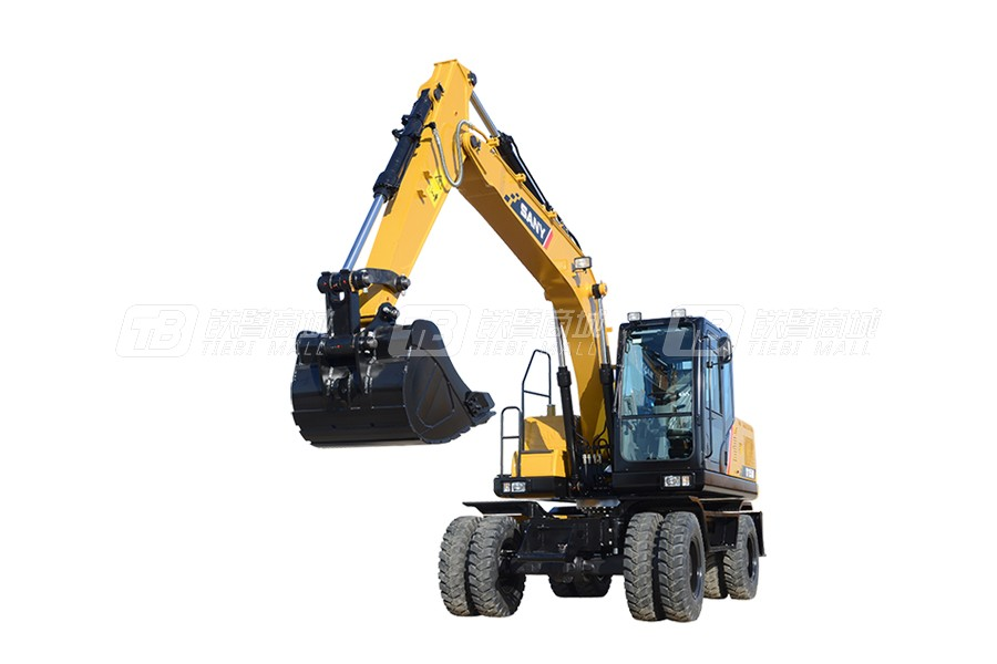 三一SY155W中型挖掘机