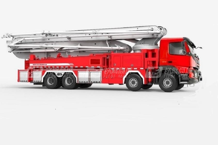 三一SYM5400JXFJP4848米举高喷射消防车