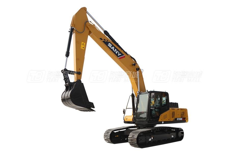 三一SY200C Plus中型挖掘机