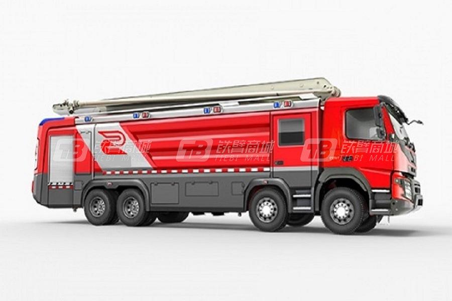三一SYM5430JXFJP2121米举高喷射消防车