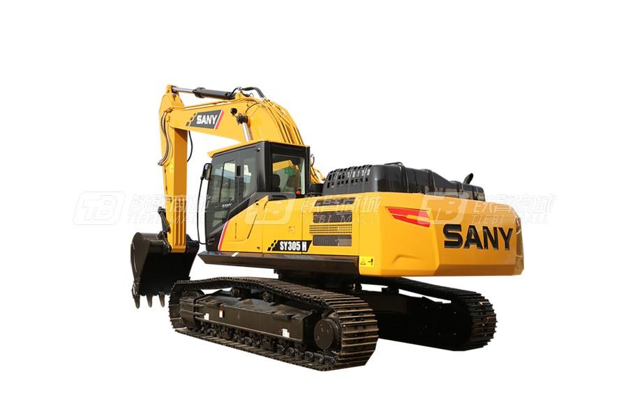 三一SY305H中型挖掘机