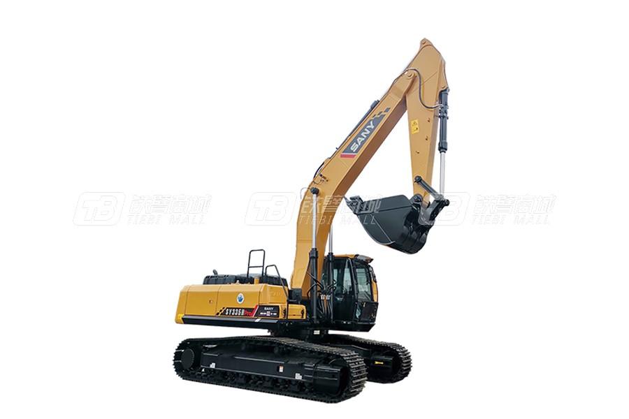 三一SY335H pro中型挖掘机