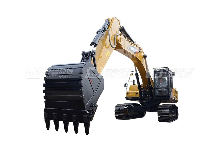 三一SY365H大型挖掘机