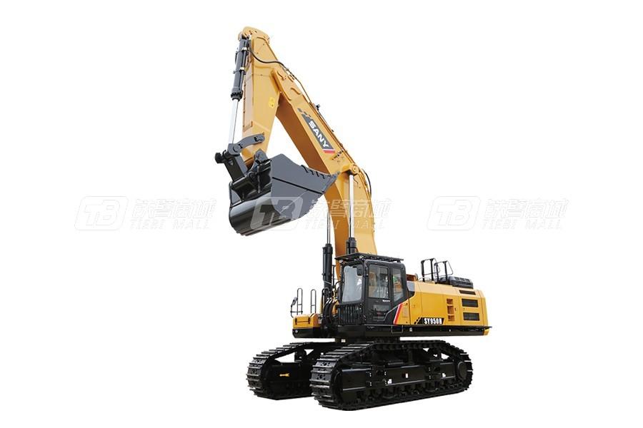 三一SY950大型挖掘机