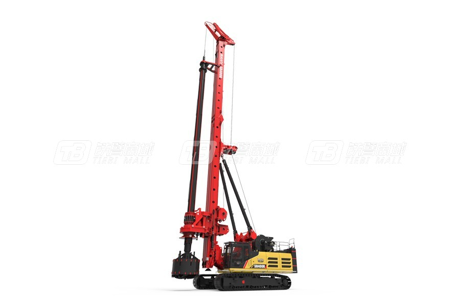 三一SR400R-W10旋挖钻机