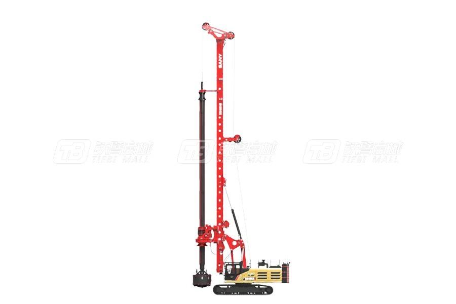 三一SR405R-W10旋挖钻机