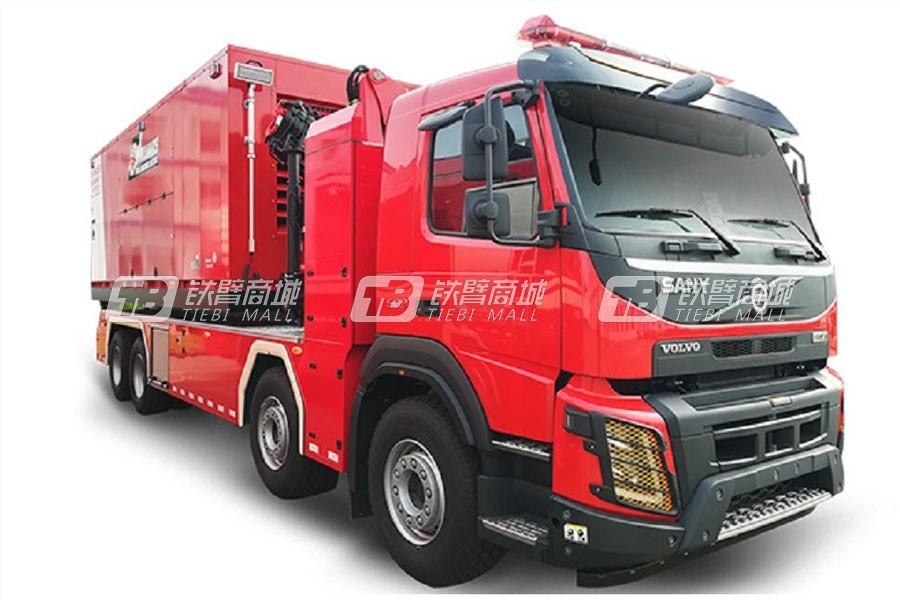 三一TXFBP泵浦消防车