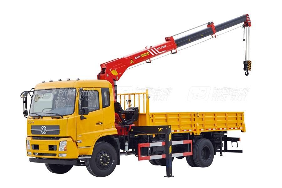 三一SPS125005吨直臂式随车起重机