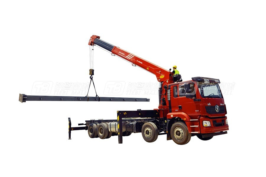 三一SPS4000016吨直臂式随车起重机