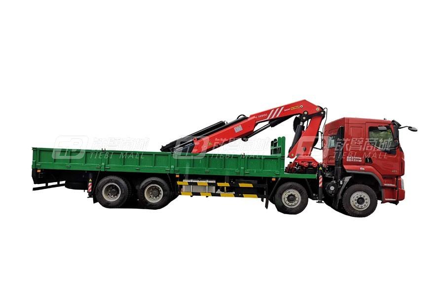 三一SPK3850238.2吨米折臂式随车起重机