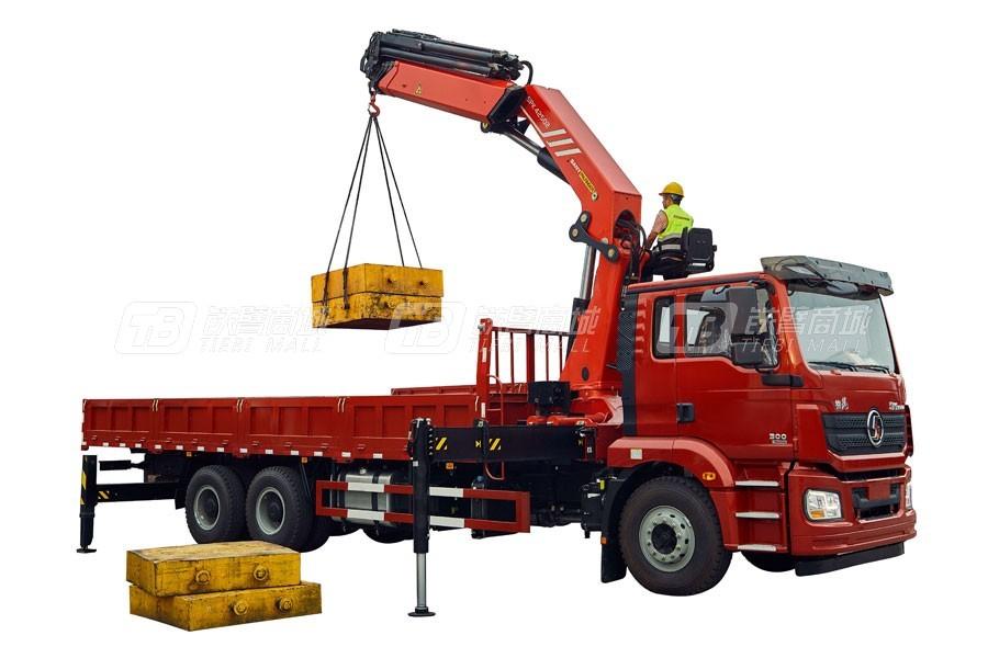 三一SPK4250242.3吨米折臂式随车起重机