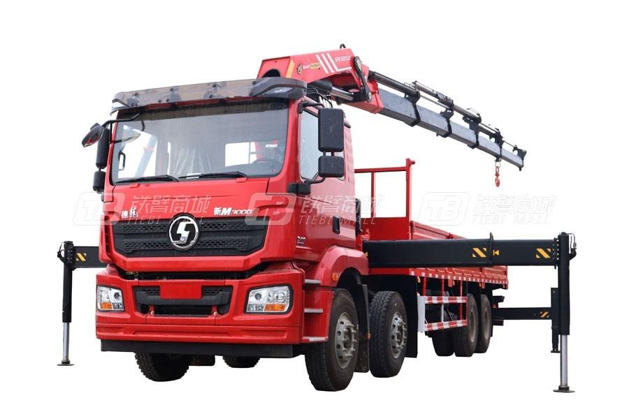 三一SPK5000249吨米折臂式随车起重机