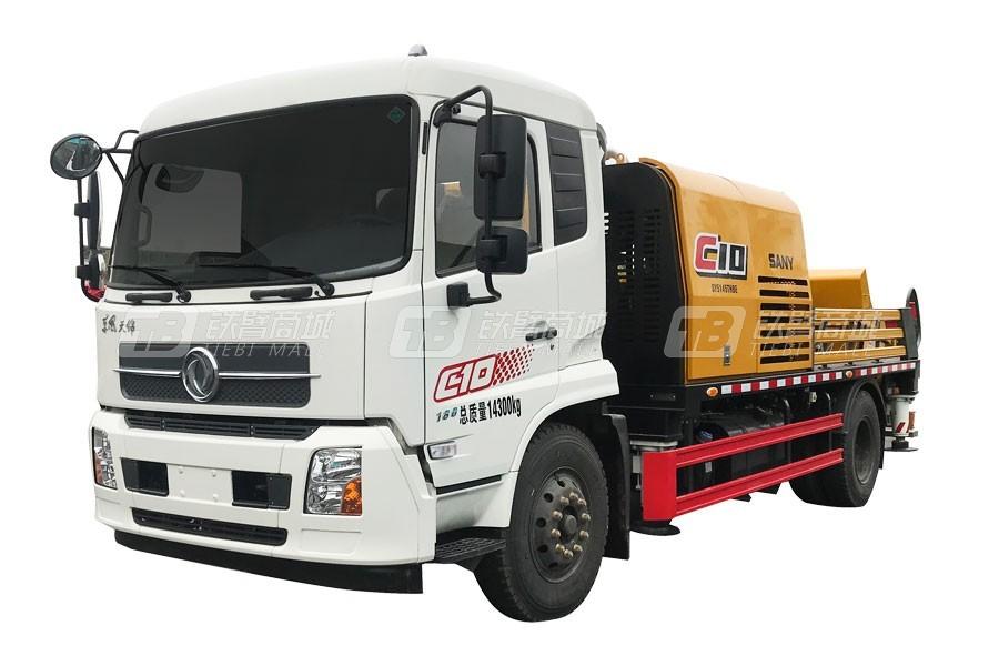 三一SY5145THBE- 10023C-10S车载泵