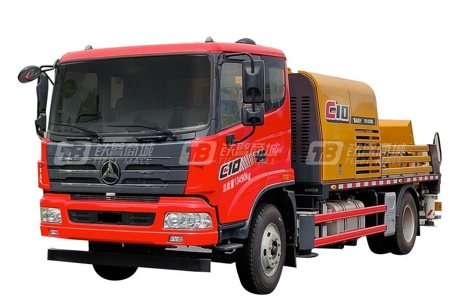 三一SY5143THBE -10023C-10S车载泵