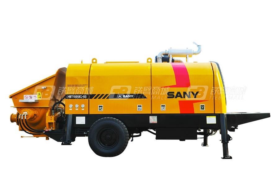 三一HBT10018C-5S(T3)拖泵