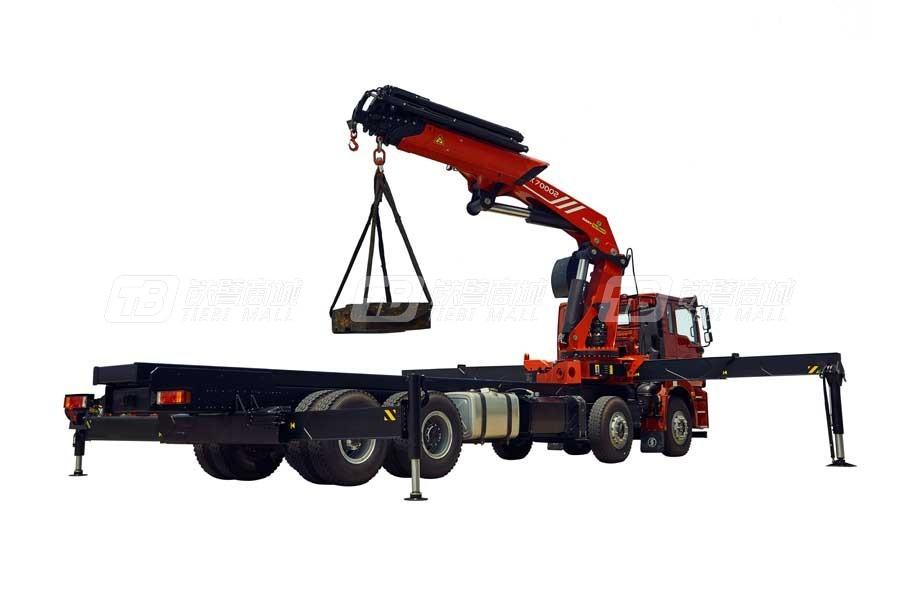 三一SPK7400270.1吨米折臂式随车起重机