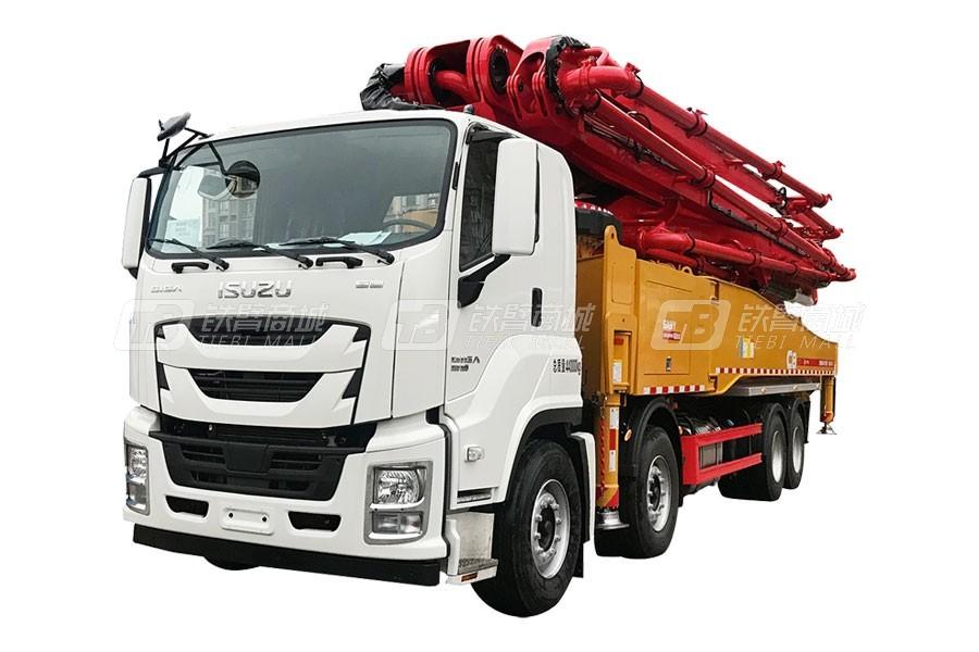 三一SYM5447THBF 560C-8A混凝土泵车