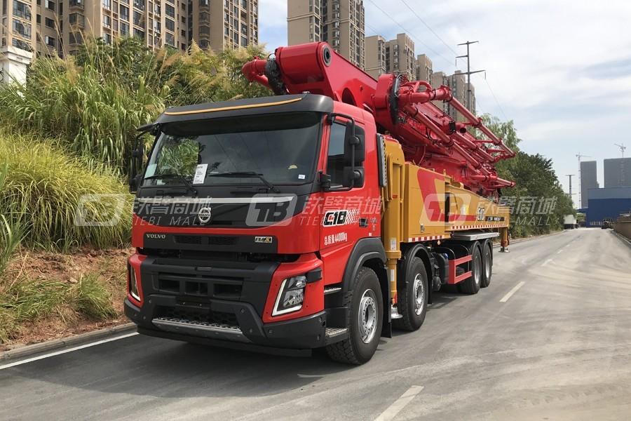 三一SYM5440THBF 620C-10A混凝土泵车