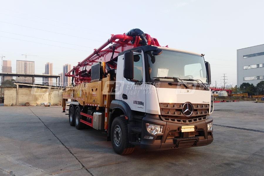 三一SYM5359THBEB 470C-8混凝土泵车