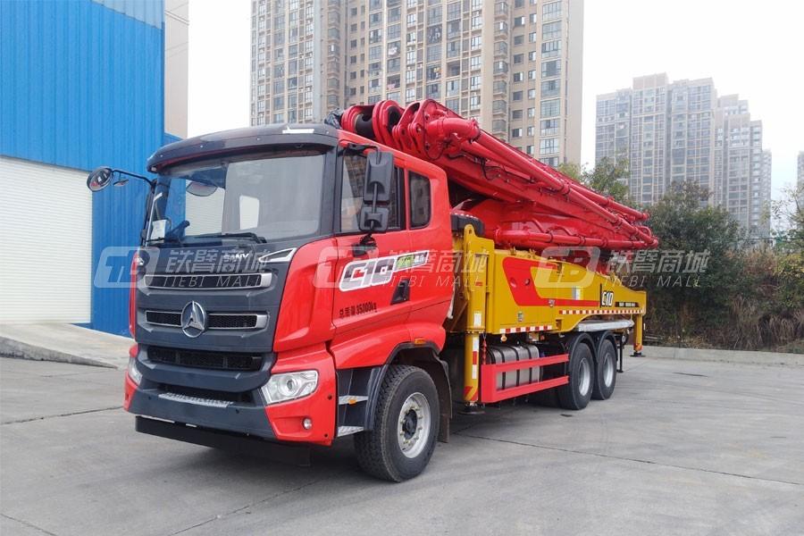 三一SYM5351THB 520-C10混凝土泵车