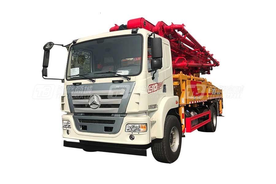 三一SYM5343THB 470C-8混凝土泵车