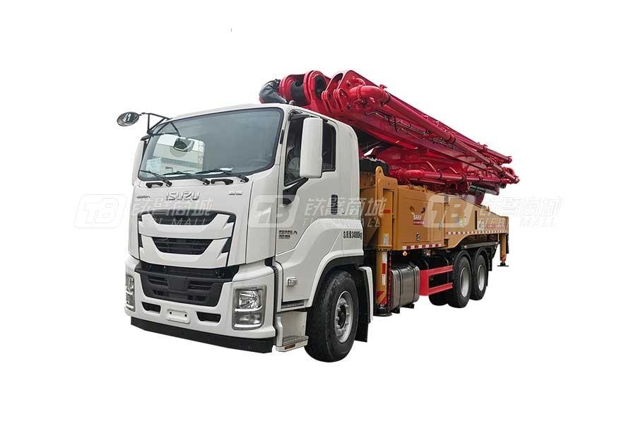 三一SYM5345THB 470C-8混凝土泵车