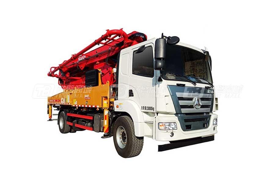 三一SYM5542THB 670C-10混凝土泵车