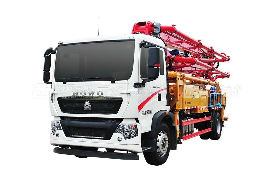 三一SYM5191THB 30C-8混凝土泵车