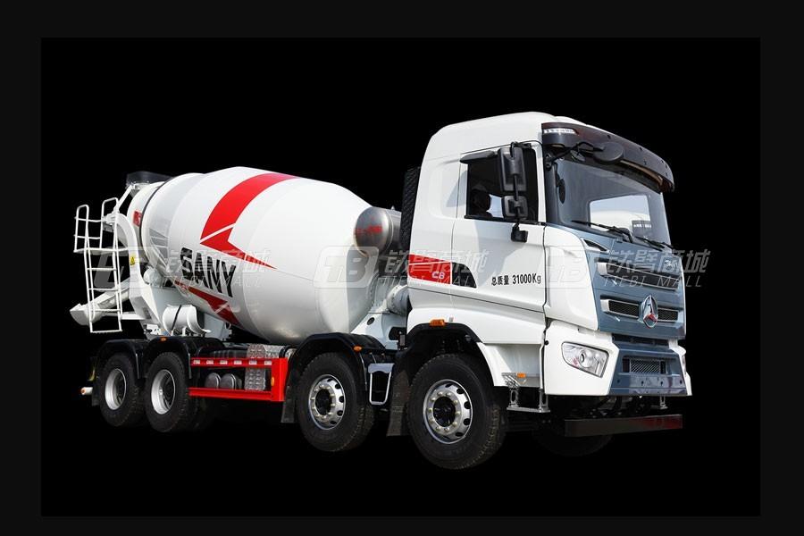 三一SY410C-8(Ⅴ)-L混凝土搅拌运输车