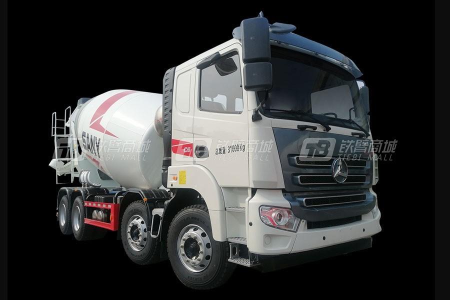 三一SY412C-8Q(Ⅴ)-D混凝土搅拌运输车