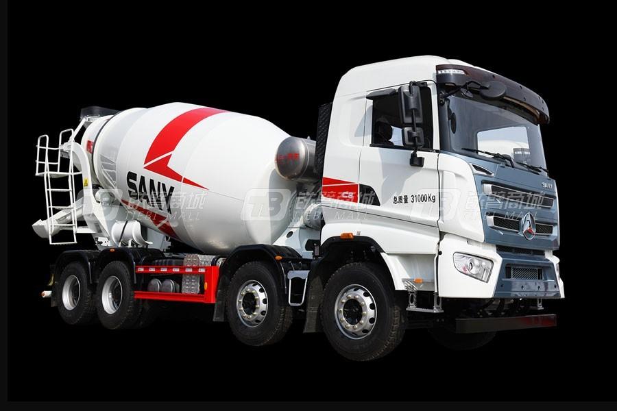 三一SY408C-10W(Ⅵ)混凝土搅拌运输车