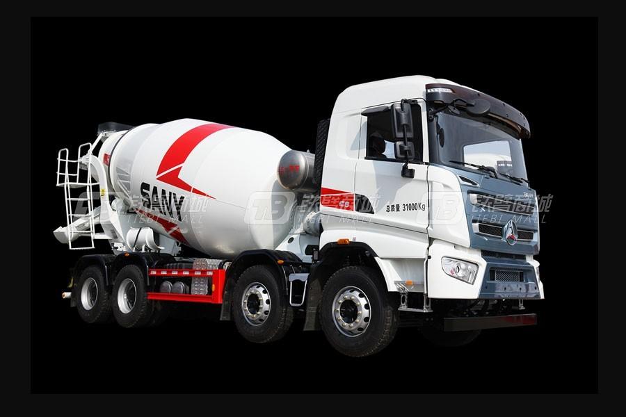 三一SY410C-8S(V)-G混凝土搅拌运输车