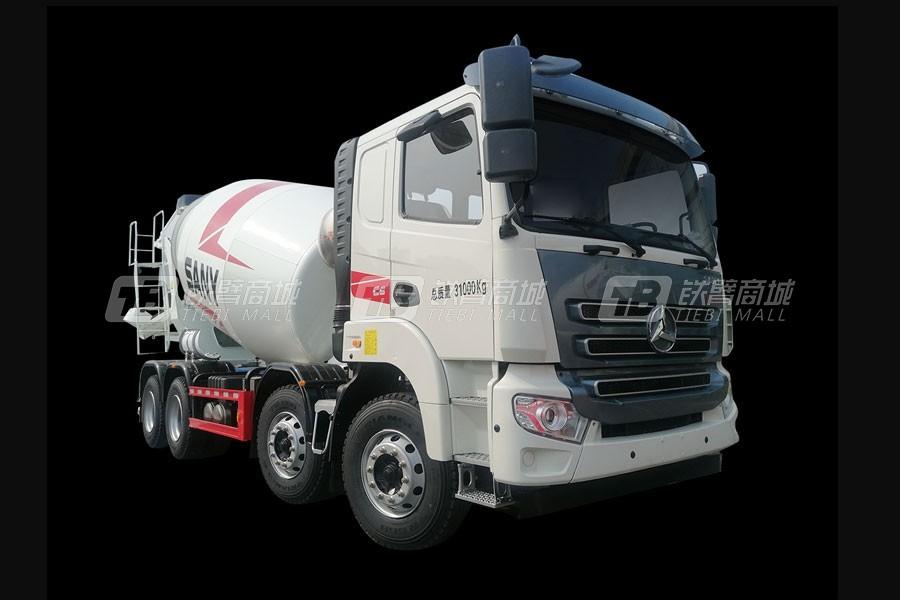三一SY410C-8Q(V)-L混凝土搅拌运输车