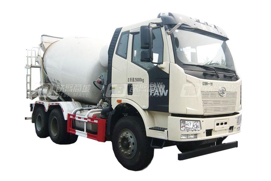 亚特重工TZ5250GJBCE6E解放  6×4混凝土搅拌运输车
