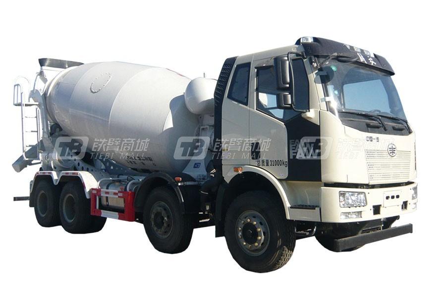 亚特重工TZ5310GJBCE8E1解放  8×4混凝土搅拌运输车