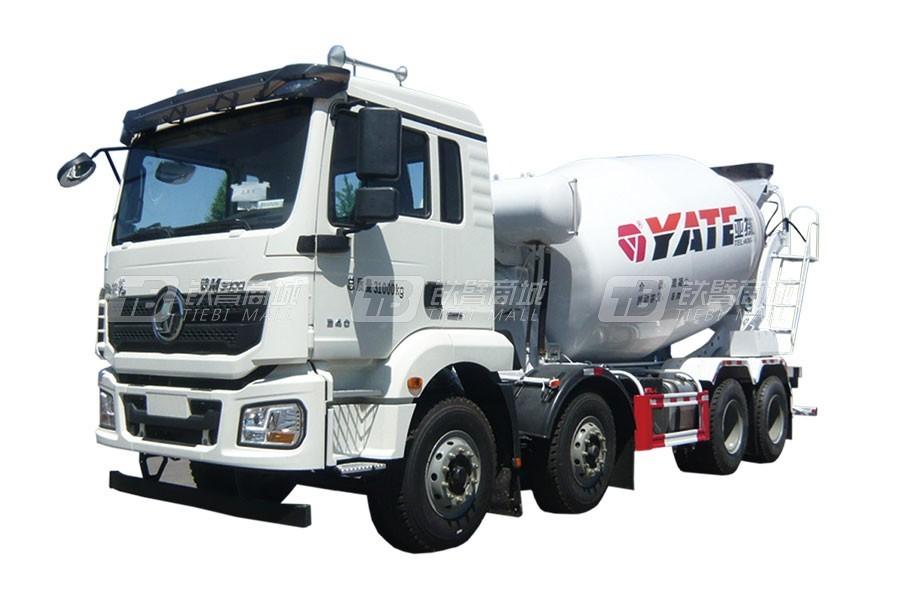 亚特重工TZ5310GJBSAEM德龙 8×4混凝土搅拌运输车
