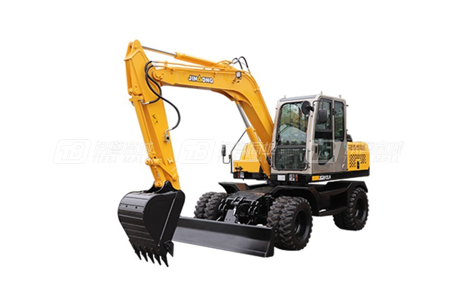 晋工JGM912LN轮式挖掘机