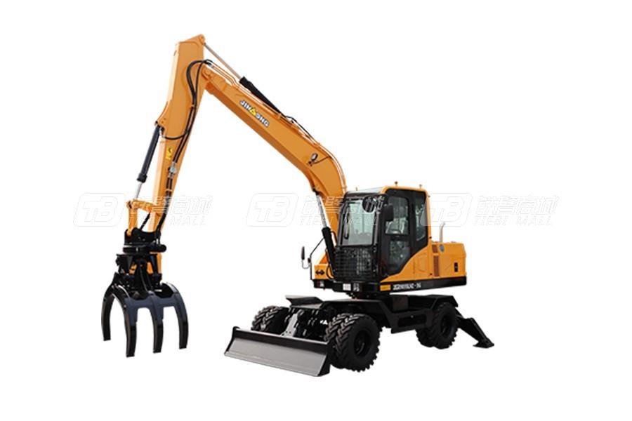 晋工JGM9085LNZ-9G轮式挖掘机