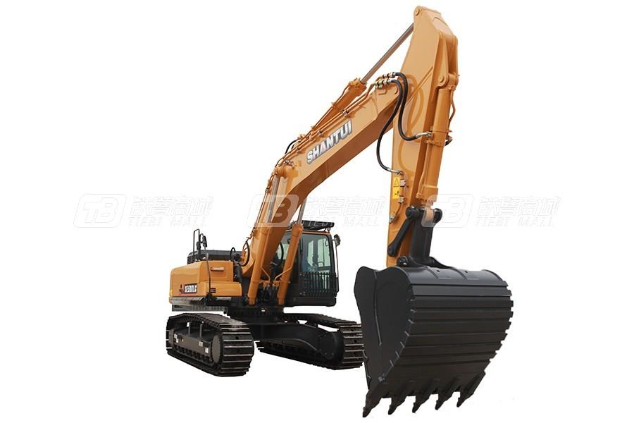山推SE500LC-9W履带挖掘机