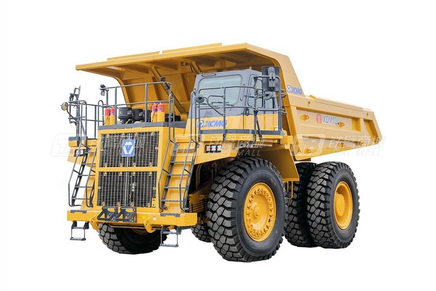 徐工XDM100轻型矿用自卸车