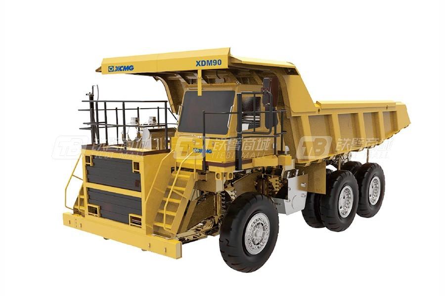 徐工XDM90轻型矿用自卸车