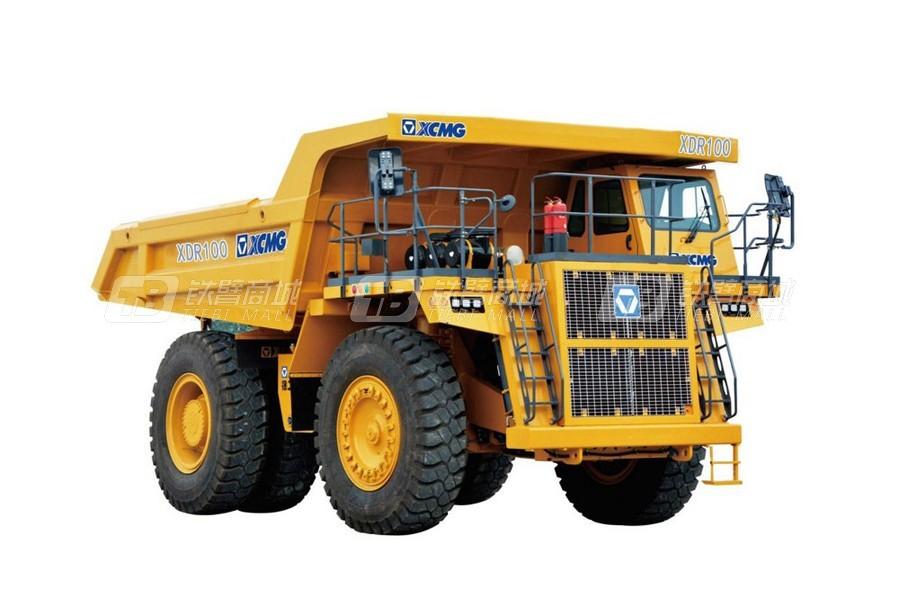 徐工XDR100机械传动刚性自卸车