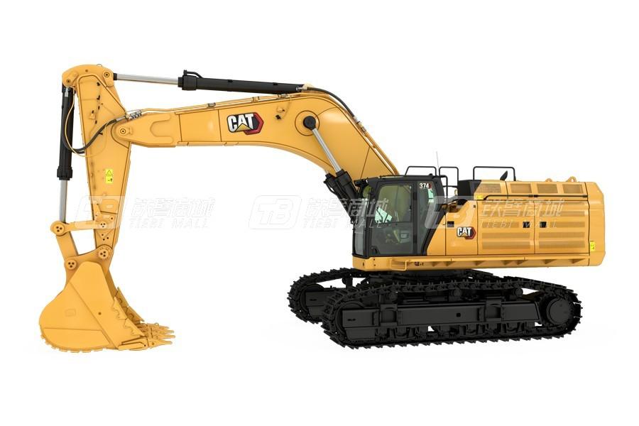 卡特彼勒374液压挖掘机