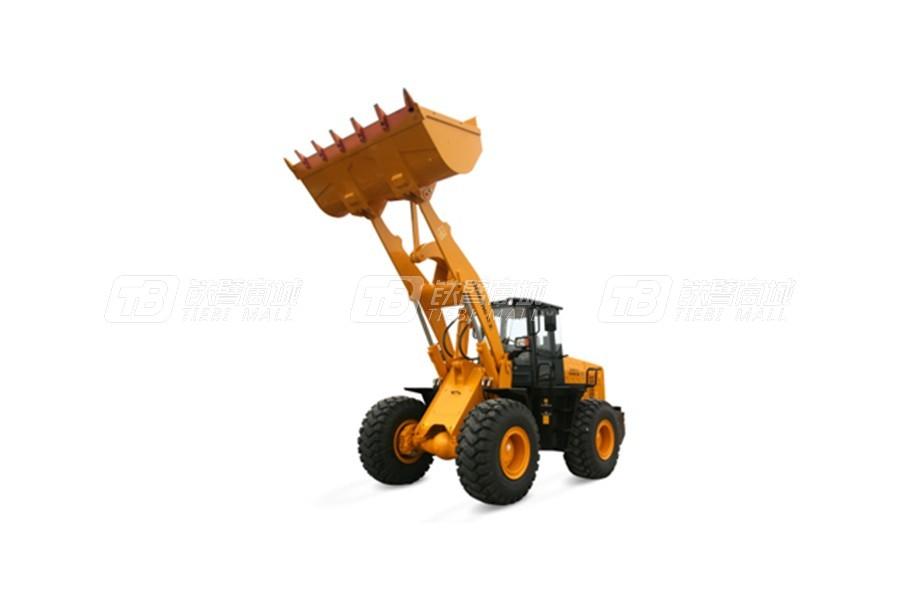 龙工CDM853N轮式装载机