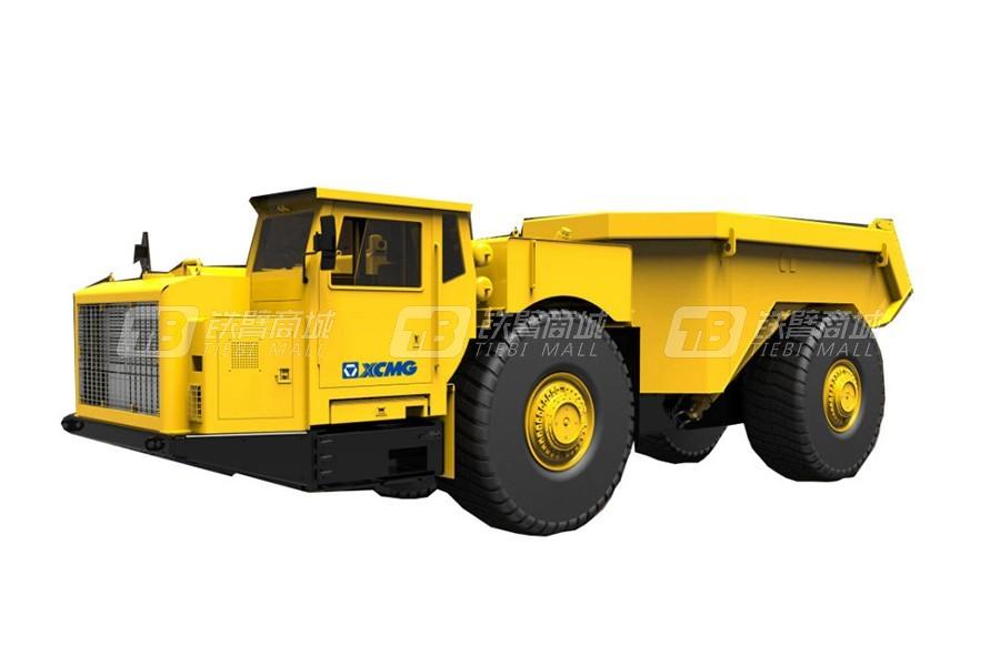 徐工DAM35U地下铰接式自卸车