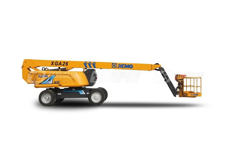 徐工XGA26曲臂式高空作业平台