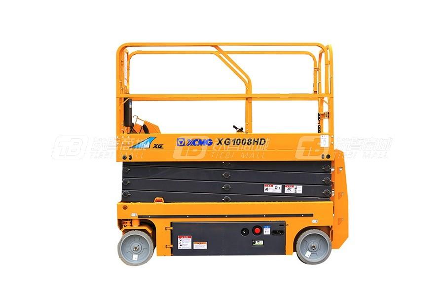 徐工XG1008HD剪叉式高空作业平台