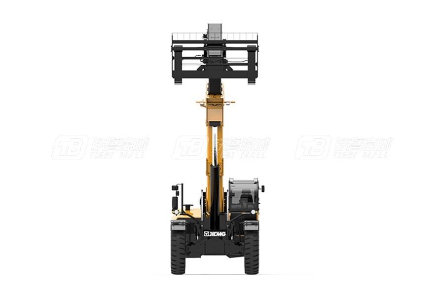 徐工XTF6008K伸缩臂叉装车