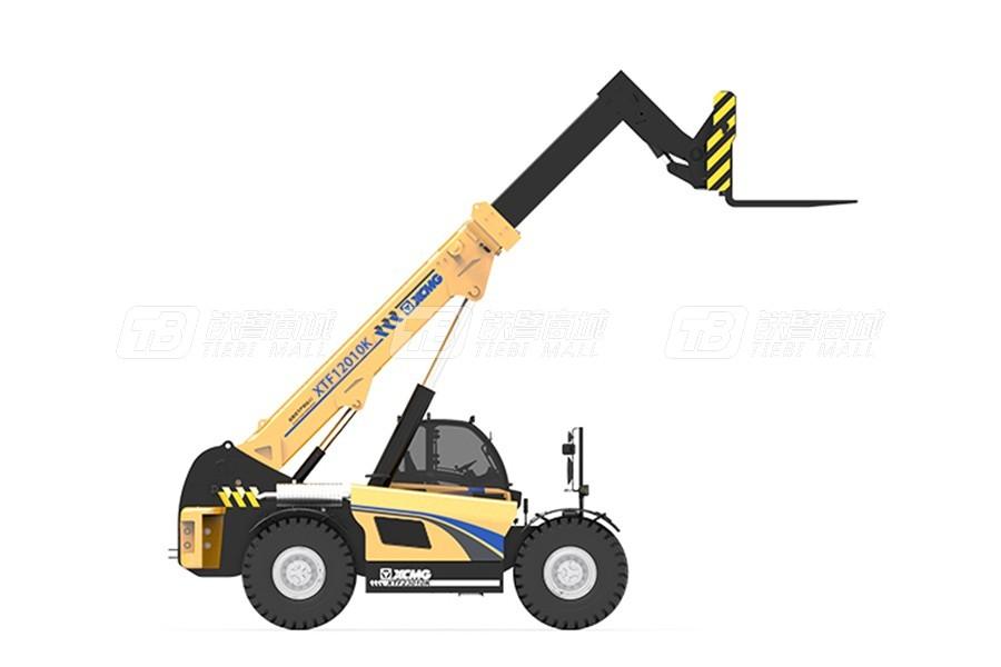 徐工XTF12010K伸缩臂叉装机